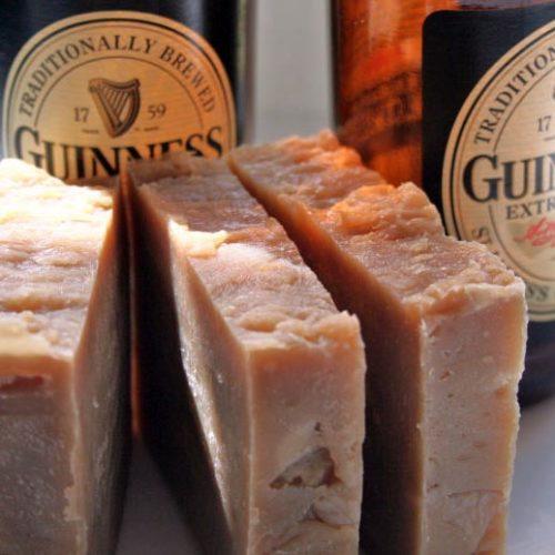 Beer Soap Guinness