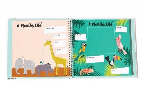 Baby Shower Gift Ideas - Little Animal Lover Baby