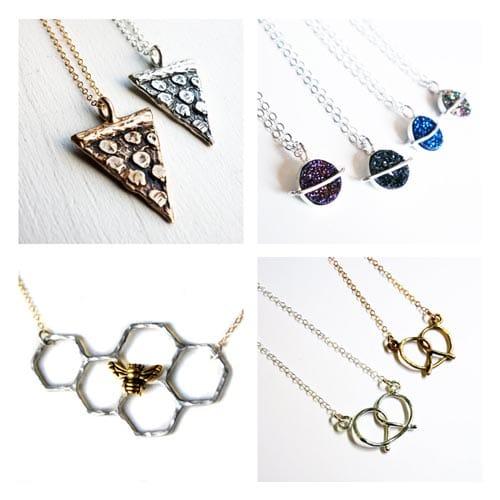 Etsy Necklaces - Rachel Pfeffer Designs