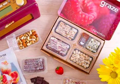 fun bridal shower gifts graze subscription