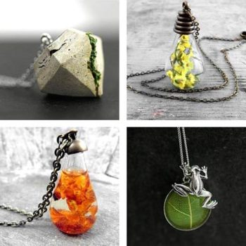 Handmade Etsy Necklaces