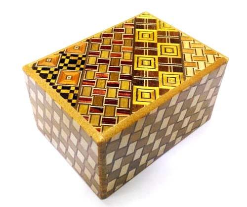 5 Year Anniversary Gift - Japanese Puzzle Box
