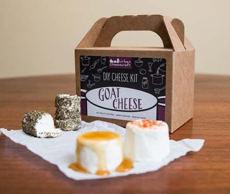 Cheese Making Kits - Urban Cheesecraft