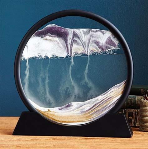 Gifts for Boss - Deep Sea Sand Art
