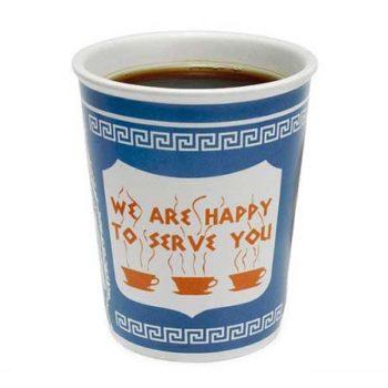 Gifts for Coffee Lovers - Ceramic Greek Mug