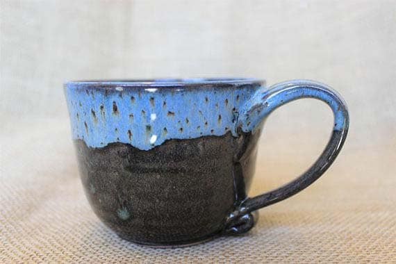 Handmade Ceramic Coffee Mugs - Aud Pottery