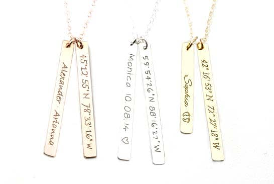 Name Necklace - Jewelry Blues