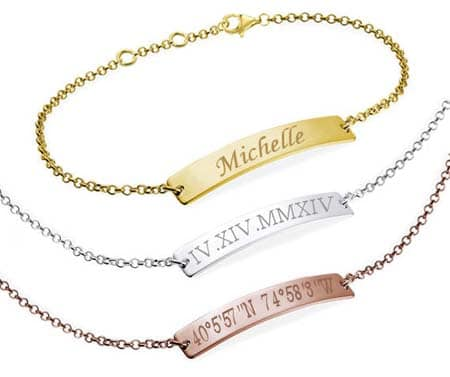 Name Necklace - Tiffany & Jessica