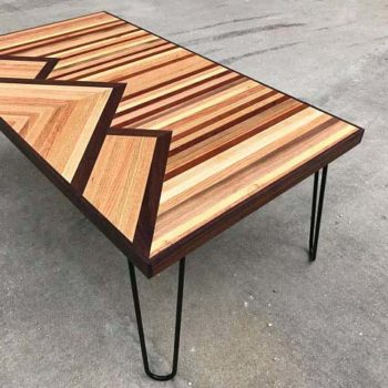 Reclaimed Wood Coffee Tables - Featured