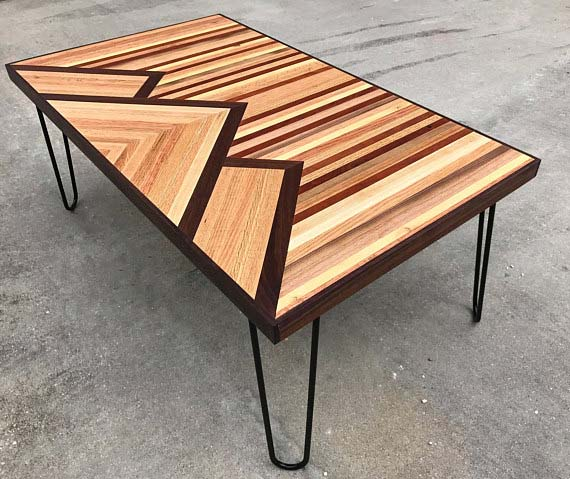 Reclaimed Wood Coffee Tables Three Mountains