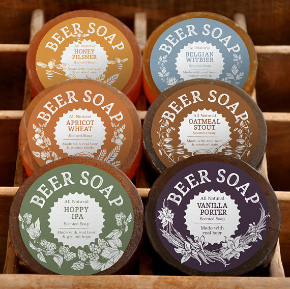 Beer Soap - Swag Brewery