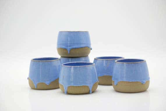 Creative Corporate Gifts - Ceramic Espresso Cups
