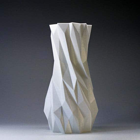 3D Printed Geo Vase
