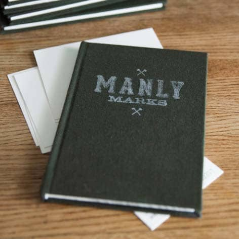 Manly Marks – The Book
