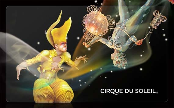 Gift Baskets are Overrated - Cirque du Soleil