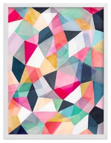 Contemporary Art Prints - Kaleidoscope No 1