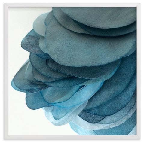Contemporary Art Prints - Sky Pebbles 5
