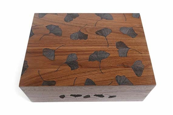 ginkgo-leaves-keepsake-box