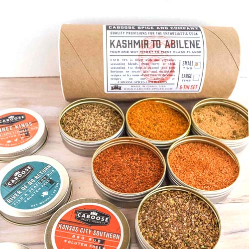 Gifts - Gourmet Grill Rubs