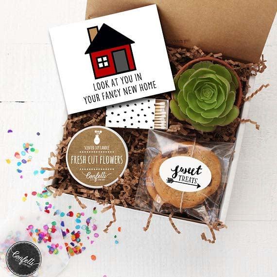 New Home Gifts - Box o Treats