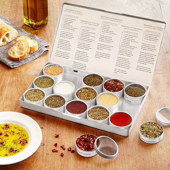 New Home Gifts - Oil Dipping Spice Kit