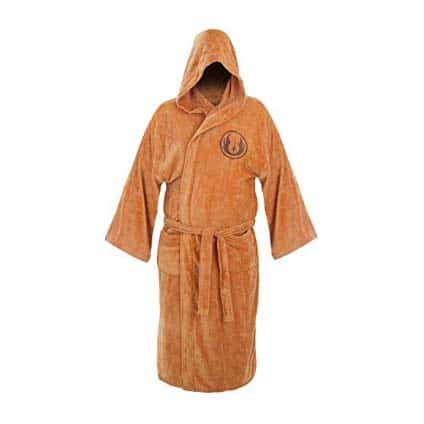 Jedi Fleece Bath Robe