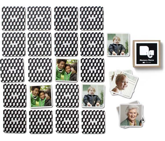 Long Distance Relationship Gifts - Memory Game