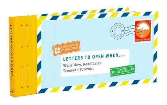 Long Distance Relationship Gifts - Letters to Open When
