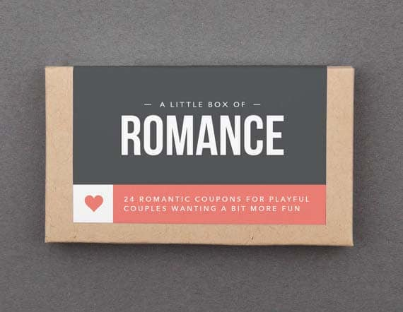 Long Distance Relationship Gifts - Romance Coupons