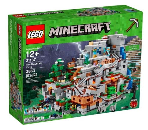 Minecraft Gifts - The Mountain Cave