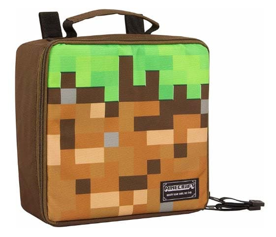 Minecraft Gifts - Lunch Bag