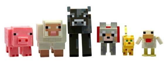 Minecraft Gifts - Minifigures