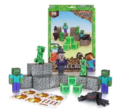 Minecraft Gifts - Papercraft Mob