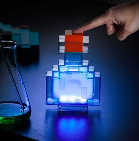 Minecraft Gifts - Magic Potion Bottle