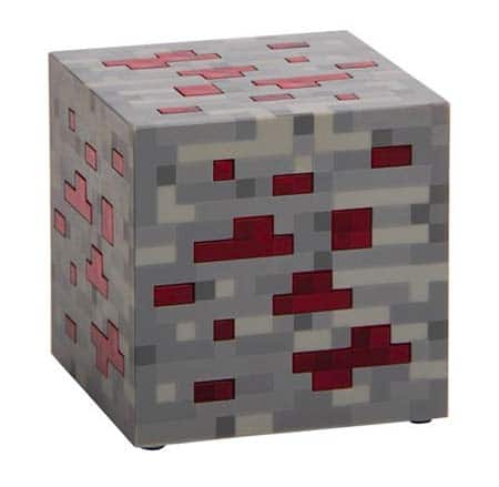 Minecraft Gifts - Redstone Ore