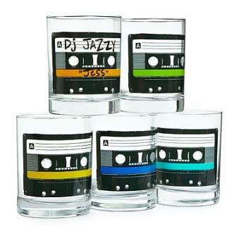 Mixtape Glasses