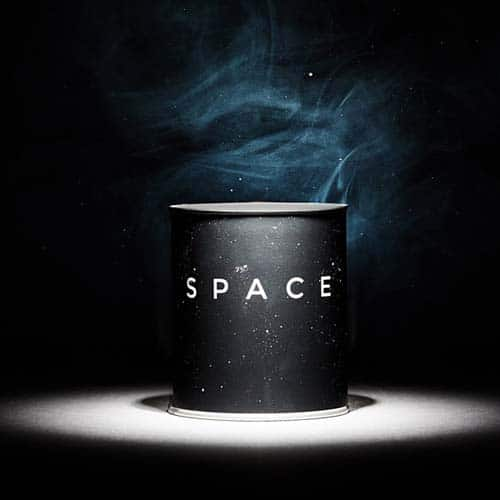 Gifts - Space Candle