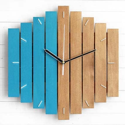 Gifts - Sky & Sand Wall Clock