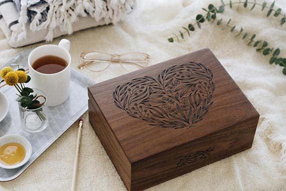 Gifts for Mom - Keepsake Box