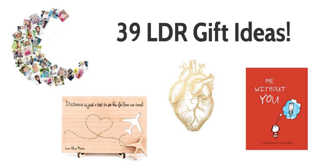 Missing You: 39 Long Distance Relationship Gifts Under $50