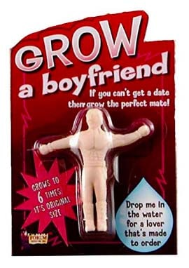 Long Distance Relationship Gifts - Grow A Boyfriend