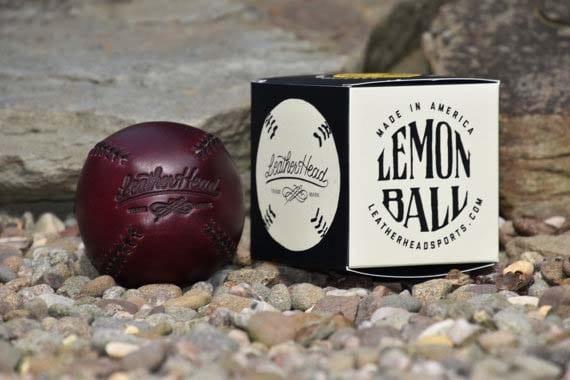 Get Well Gifts for Men - Lemon Balls