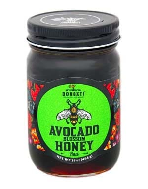 Gifts for Avocado Lovers - Raw Blossom Honey
