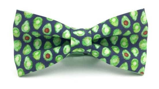 Gifts for Avocado Lovers - Bow Tie