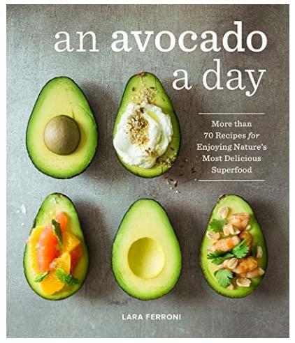 Gifts for Avocado Lovers - Recipe Book