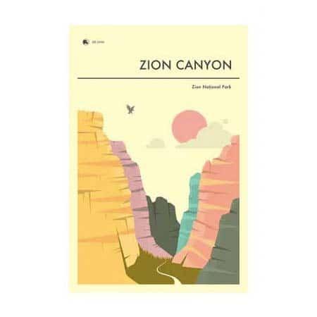 Zion Park Poster