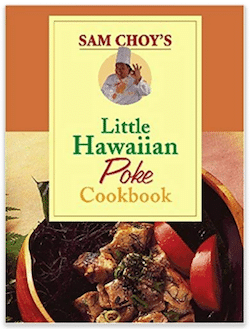 Hawaiian Gifts - Poke Cookbook