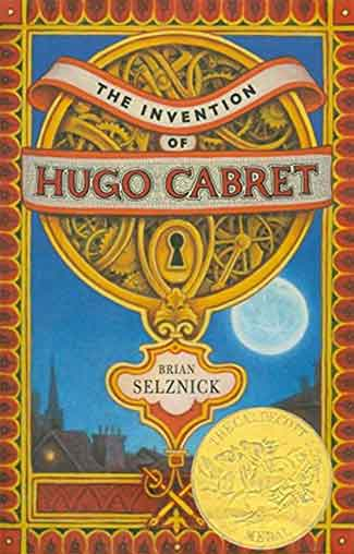 Caldecott Winner 2008 - Invention of Hugo Cabret