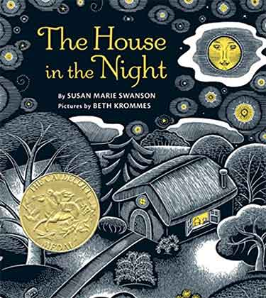 Caldecott Winner 2009 - House in the Night