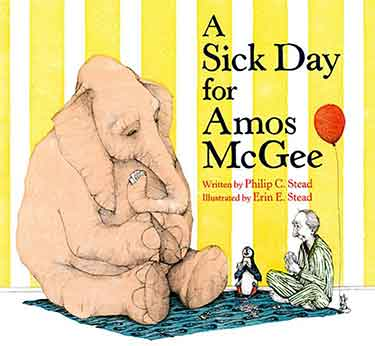 Caldecott Winner 2011 - A Sick Day for Amos McGee